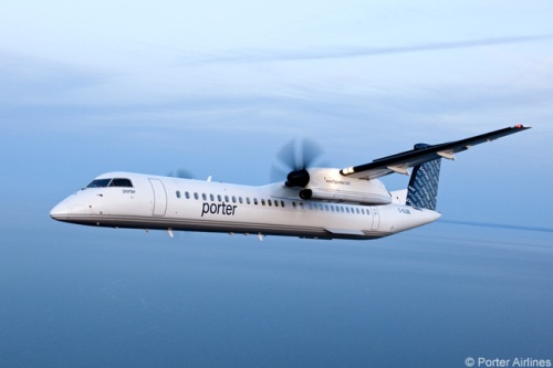09porter airlines
