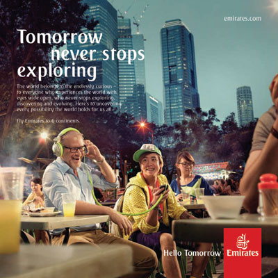 Emirates New Movement ...