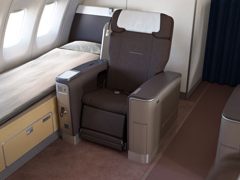 Is first class dying off thedesignair for Migliori cabine business class 2017