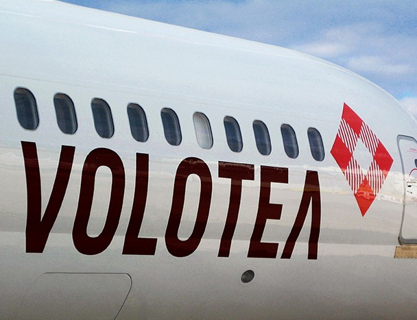 Volotea: Europe's New Vueling | TheDesignAir
