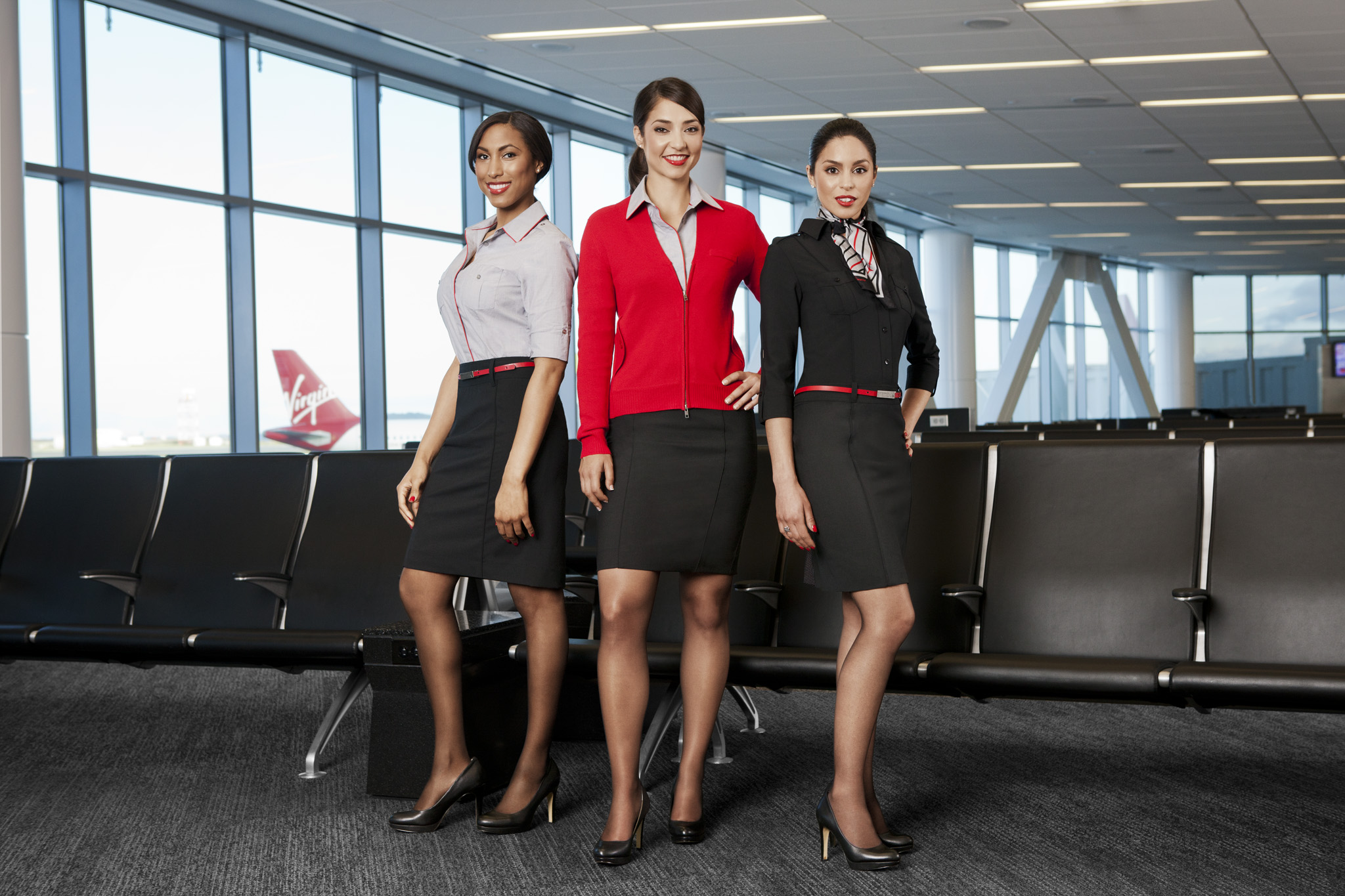 Thedesignair Top 10 Airline Uniforms Of 2013 Thedesignair