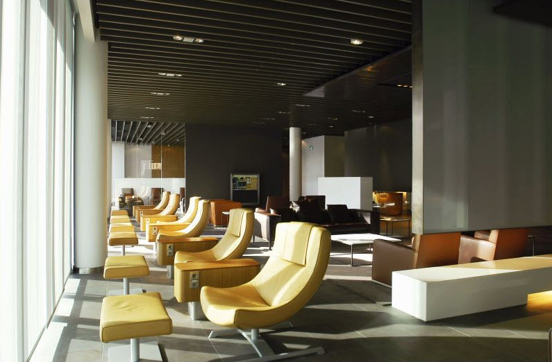 TheDesignAir Top 10 Airport Lounges 2012 | TheDesignAir