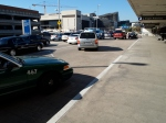 LAX Terminal 3 Curbside