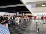 Inside the Virgin America Terminal 3 Check In Area