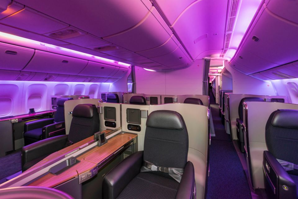 Interior Of AA's New 777-300ER Revealed | TheDesignAir