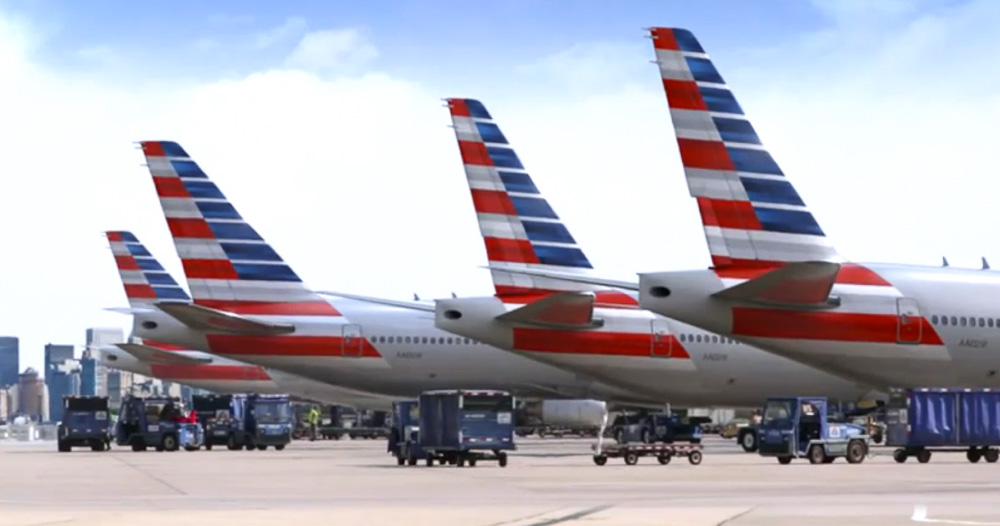 Airline Livery History American-airlines-new-livery