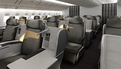 Air Canada Launches Premium Economy Thedesignair