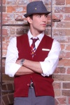 Air Canada rouge_Uniform_Men's Look 2