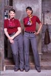 Air Canada rouge_Uniform_Women's Look