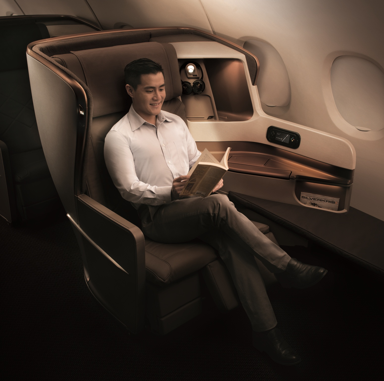 Singapore Airlines Reinvent Pure Luxury Thedesignair