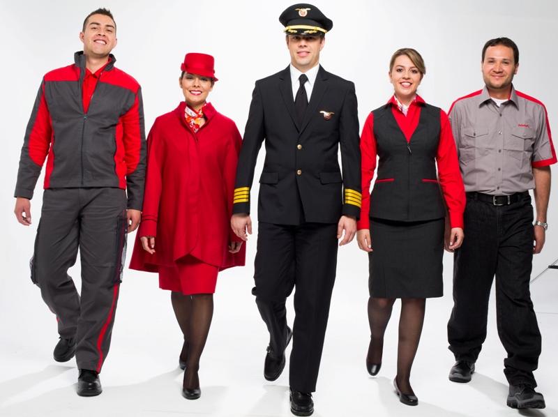 Best Airline Uniform Design