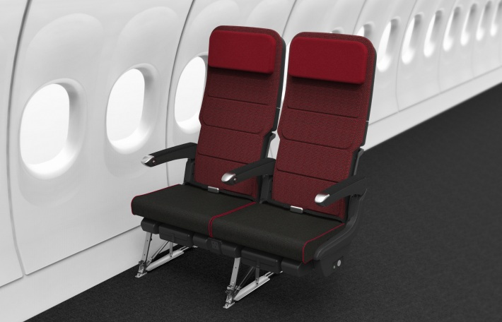 QFA330 preview - Economy Class 1 (artist impression)