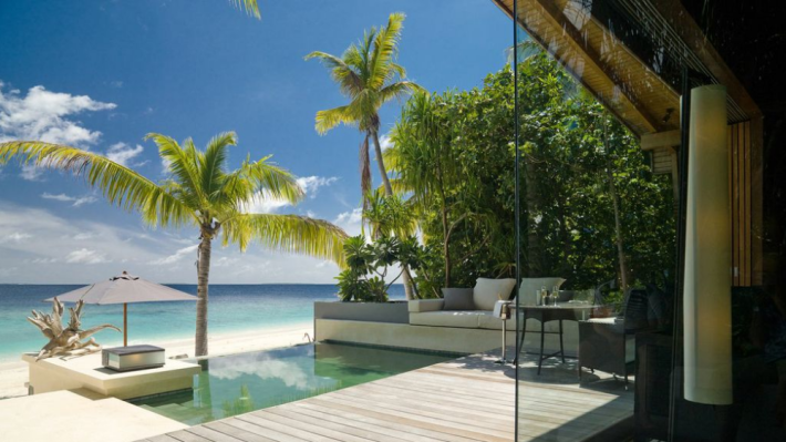 Pool Villa at Park Hyatt Hadahaa