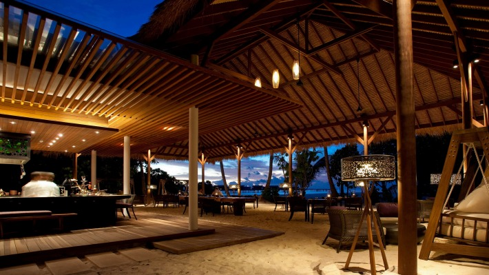 The Beach Grill at Park Hyatt Hadahaa