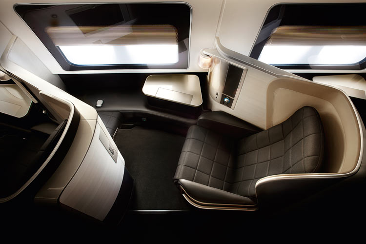 TheDesignAir Top 10 International First Classes Of 2013 ...British Airways First Class 777 Bed