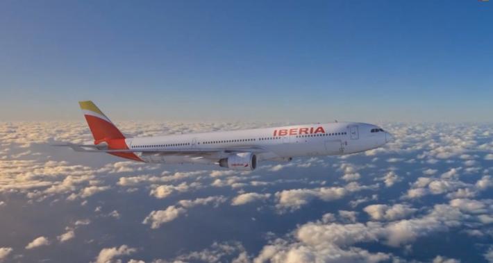 Iberia New Livery A330