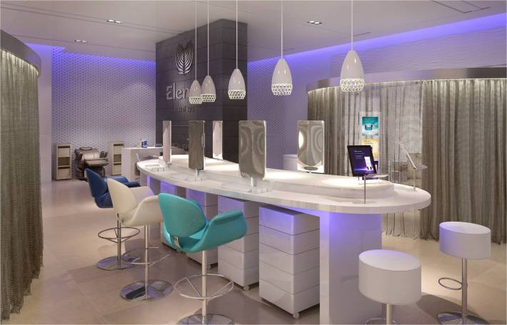 BA Travel Spa - concept