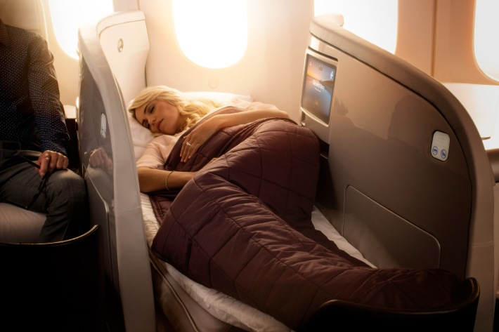 Business Premier Bed