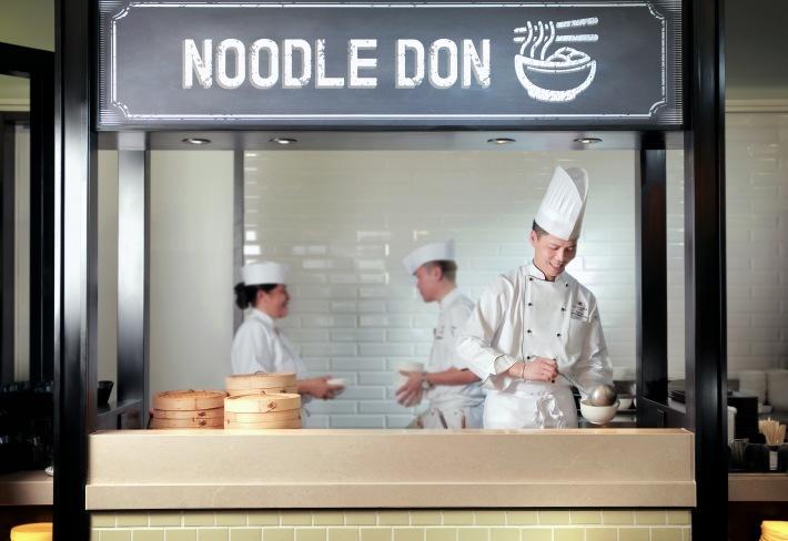 Noodle Don, The Market Place