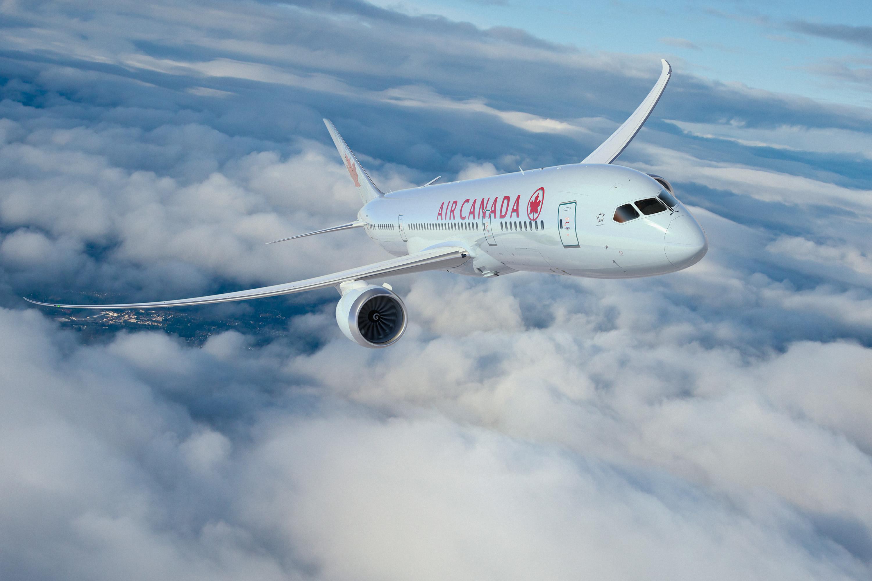 Air Canada Showcase New 787 Interior | TheDesignAir