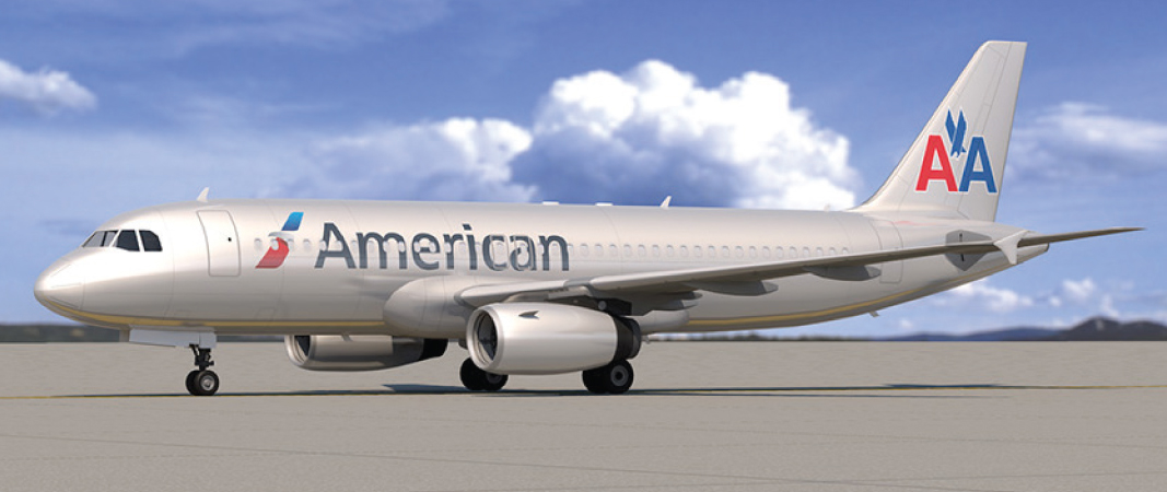American Airlines New Tail Conundrum Thedesignair