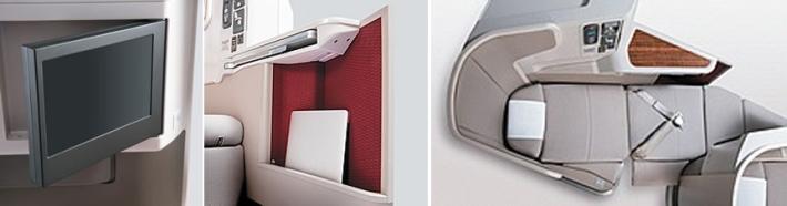 dragonair first class details