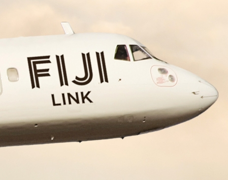 fiji airways ATR 4