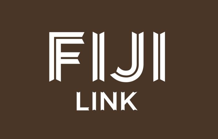 'Fiji Link' wordmark