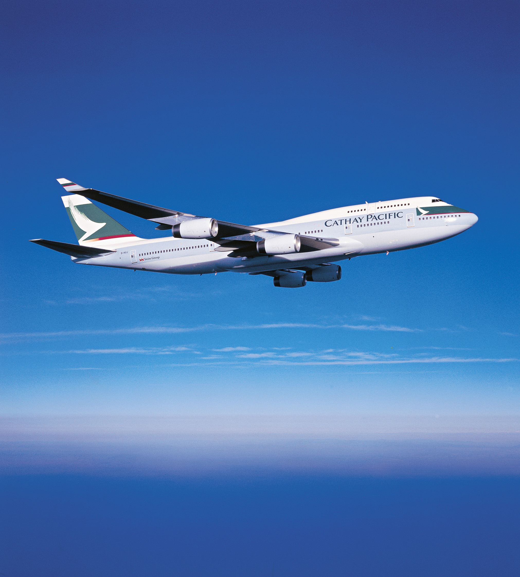 Cathay Pacific End Their 747 Route To London | TheDesignAir
