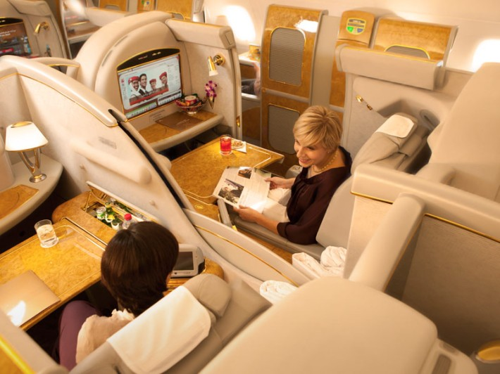 Private Suites for Emirates First Class A380