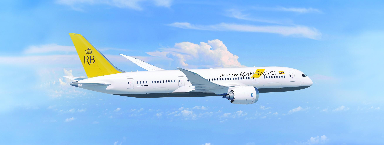 Royal Brunei Dreamliner 5 Thedesignair