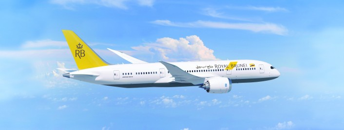 Royal Brunei Dreamliner 5