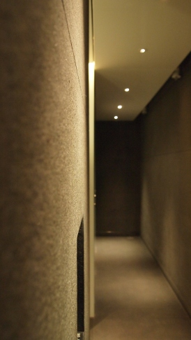 Cathay Pacific's The Wing Shower rooms