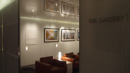 Cathay Pacific's The Wing Gallery