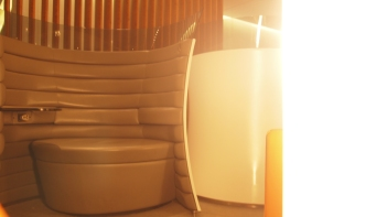 Cathay Pacific's The Wing Solus Chair