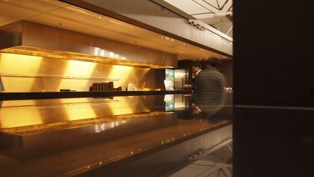 Cathay Pacific's The Wing 'Noodle Bar'