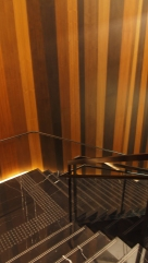 Cathay Pacific's The Wing Staircase