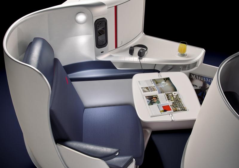 cabin plan air france