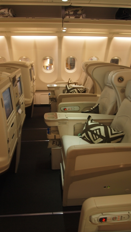 Example of legroom