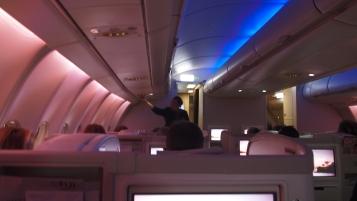 Lights for take off
