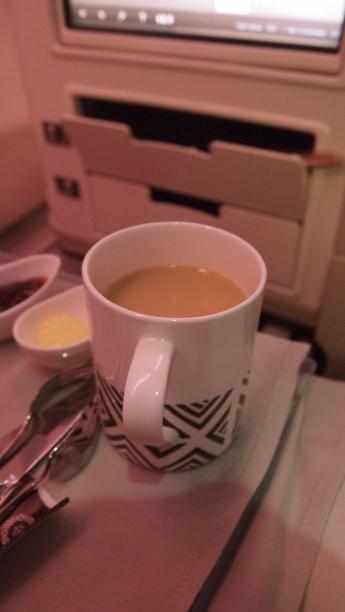 A Very milky tea