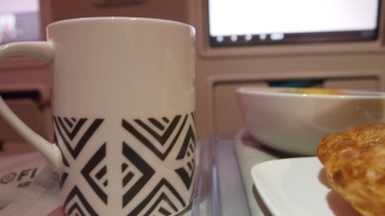 The Masi design on the mug