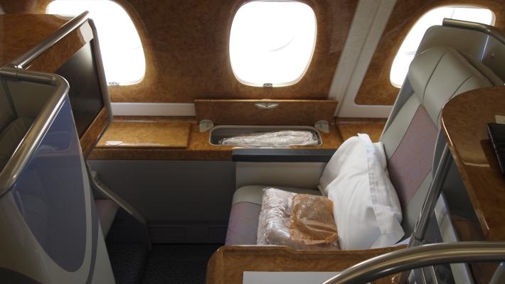 Emirates A380 EK216 106