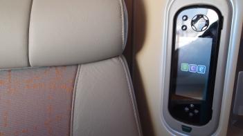 Seat details