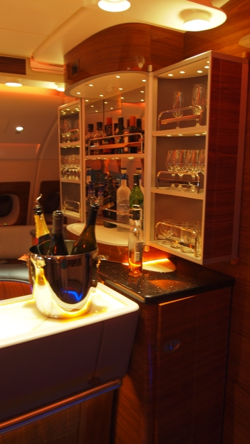 Onboard bar