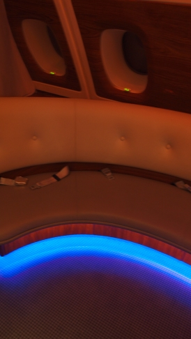 The onboard bar