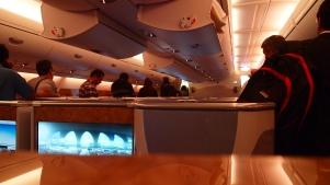 Emirates A380 EK216 007