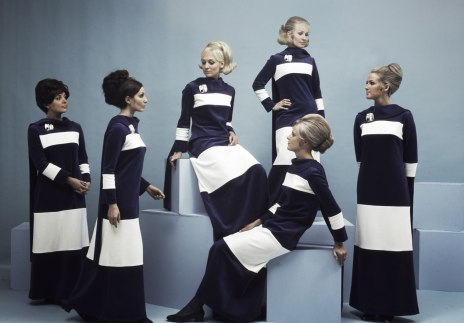 1969 Finnair Uniforms by Kari Lepistö