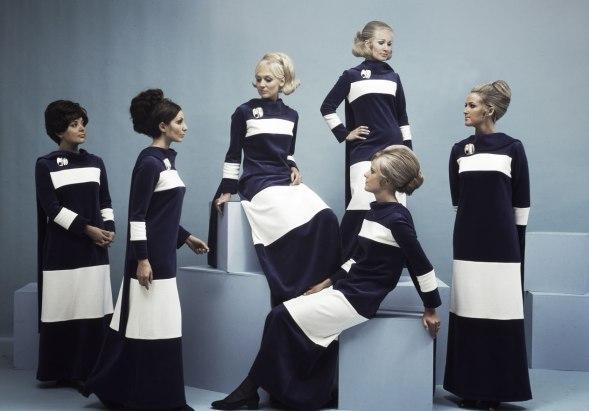 1969 Finnair Uniforms by Kari Lepistö