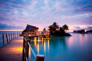 LLR 0119 Masima Island and Bar at dusk